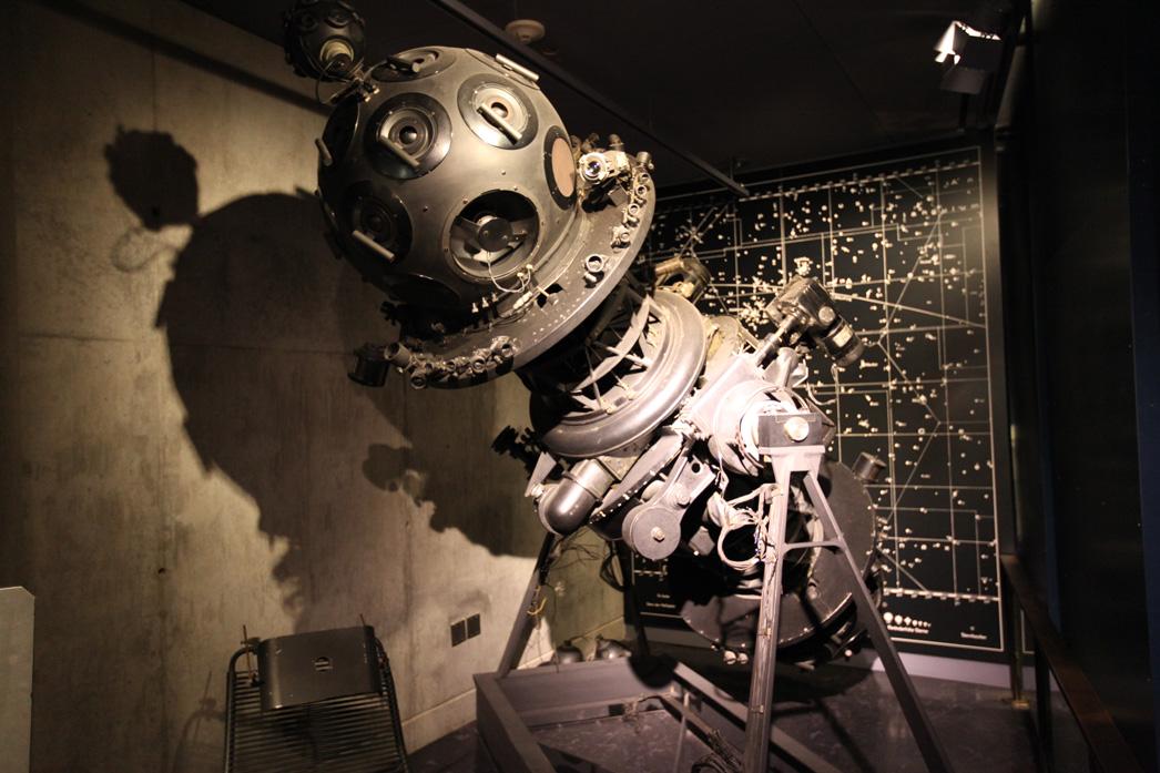 Planetarium Projectors | Nat Chard