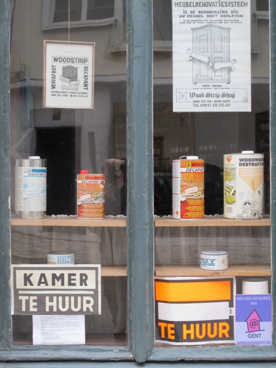 Paint Shop in Ghent