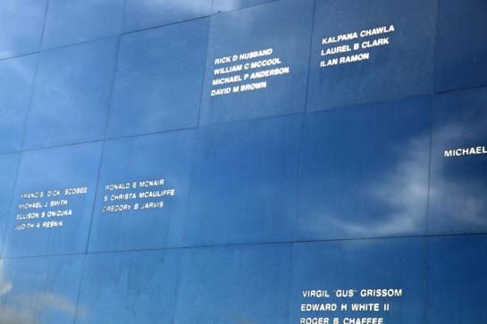 Astronaut's Memorial