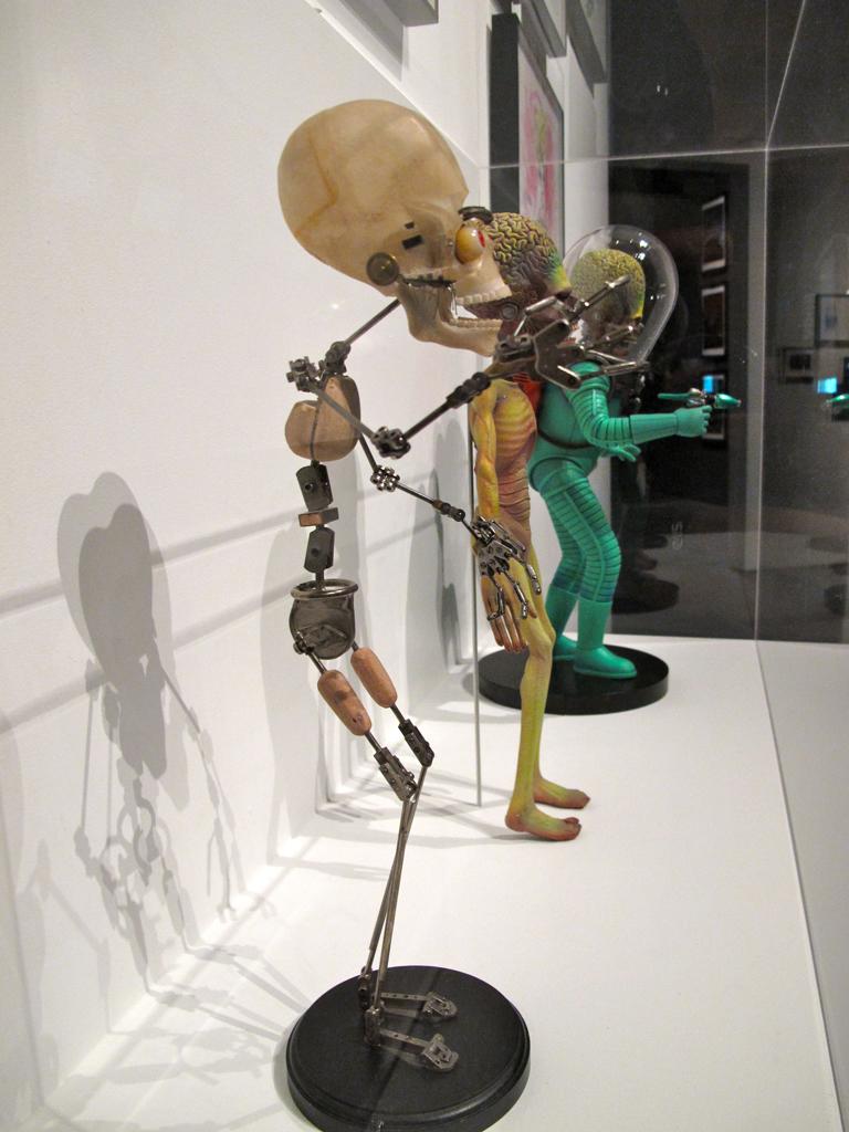 Exhibition Displays : Armatures nat chard