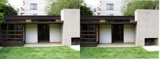 Clyde Chase Studio, Schindler House