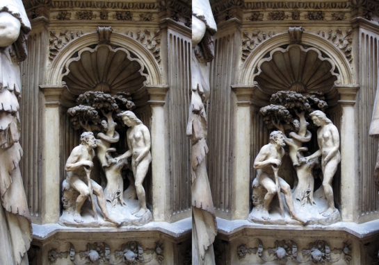 Adam and Eve, V and A