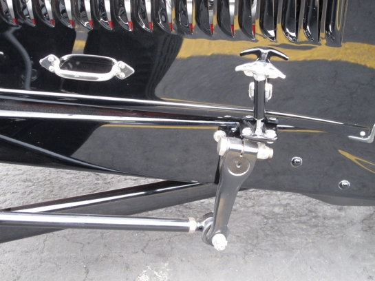 LA Roadsters Show 2011