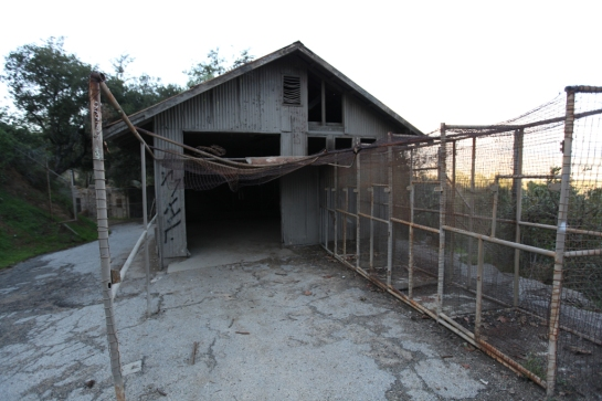 Old Zoo, Griffith Park