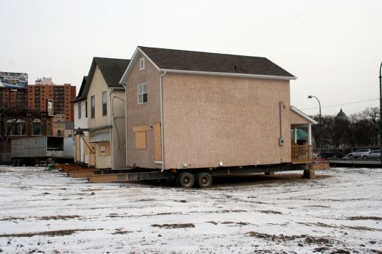 Houses in Winnipeg