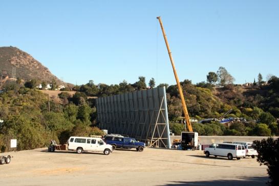 Tank Cyclorama at Universal Studios