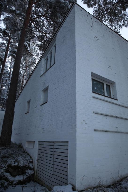 Alvar Aalto Experimental House