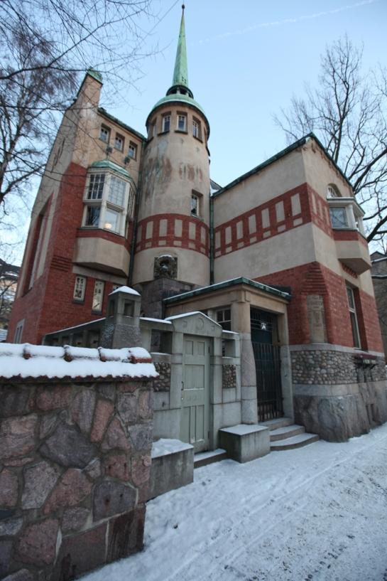 Villa Johanna, Helsinki