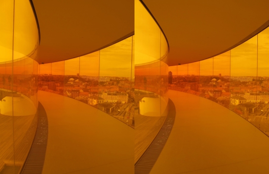 Your Rainbow Panorama (Olafur Eliason)  in Stereo