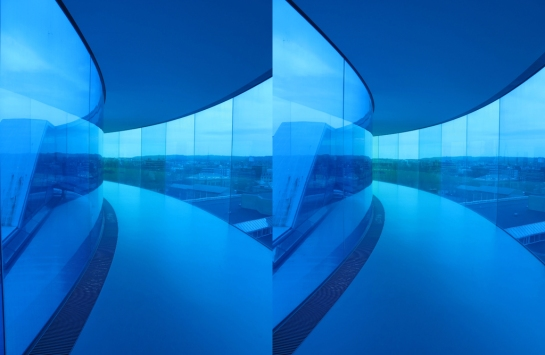Your Rainbow Panorama (Olafur Eliason)  in Stereo