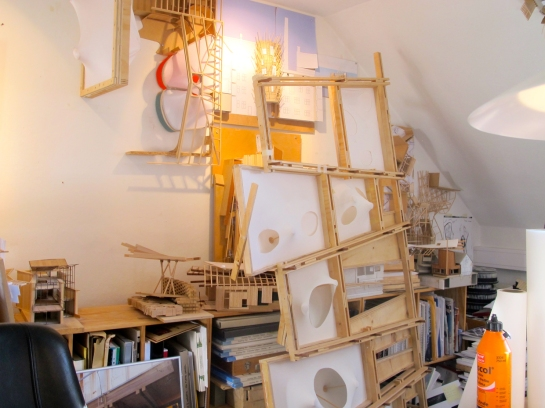 Chris Thurlbourne's Studio