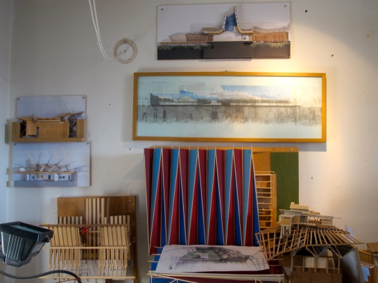 Chris Thurlbourne's Studio