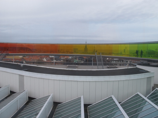 Your Rainbow Panorama -  Olafor Eliasson