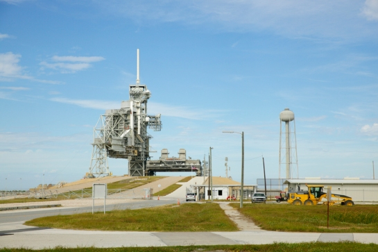 Space Shuttle Launch Pad, Cape Canaveral