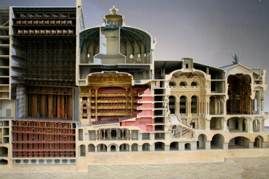 Paris Opera, Musée d'Orsay