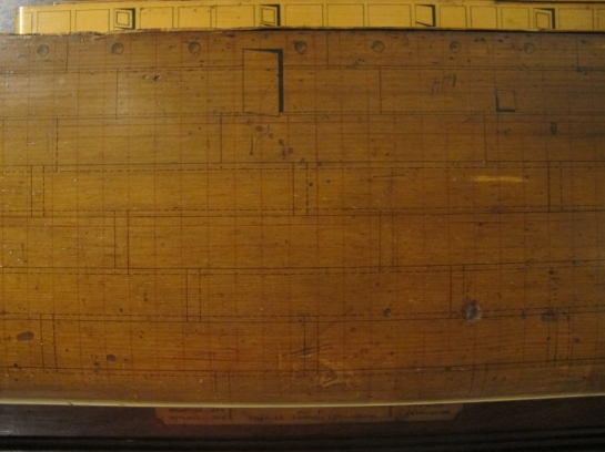 Ship Hull Drawings