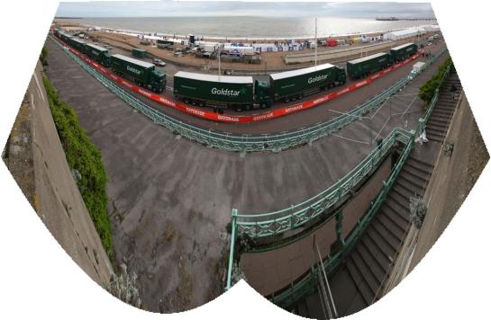 Brighton Marathon Infrastructure
