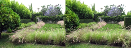 Schindler House Garden