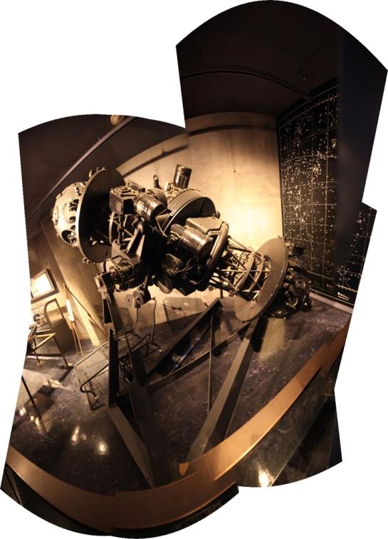 Zeiss Mk IV Planetarium Projector