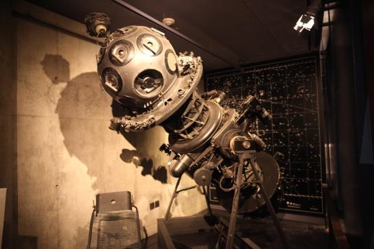 Zeiss Mk. IV Planetarium Projector