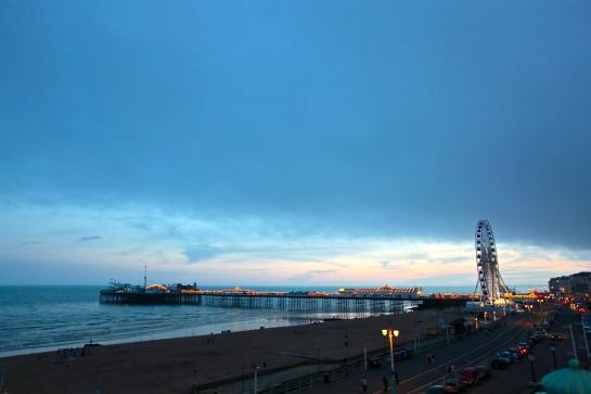 Palace Pier (Now Brighton Pier)