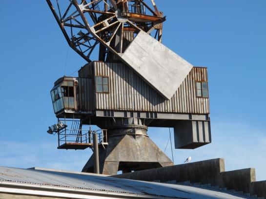 Cockatoo Island Crane