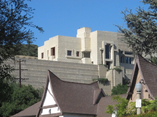 Ennis House (Frank Lloyd Wright)