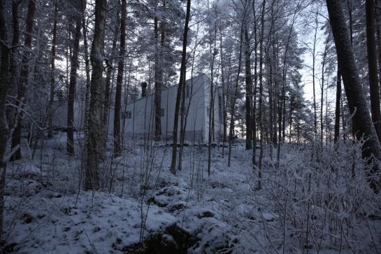 Aalto's Experimental House