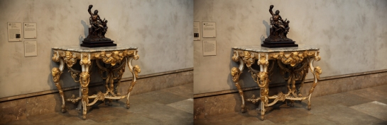 Side Table from the Getty Museum
