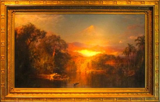 Huntingdon Museum - Frederic Edwin Church