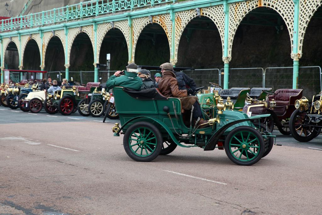 London To Brighton Vintage and Veteran Car Run | Nat Chard