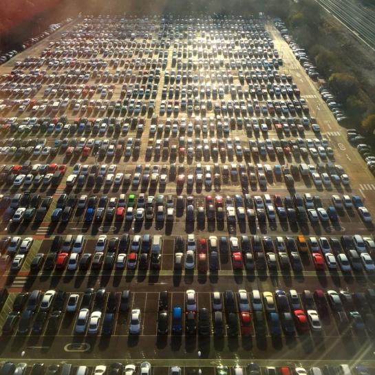 Gatwick Car Park