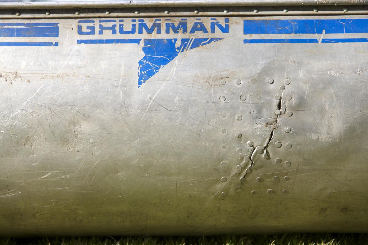 Grumman Canoe | Nat Chard